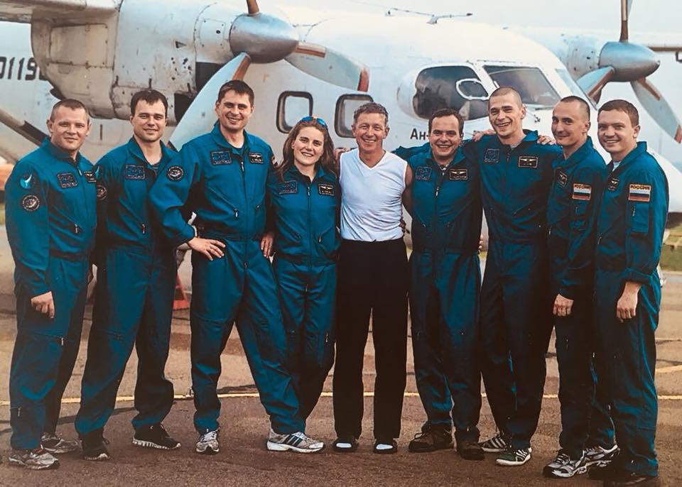 набор российских космонавтов 2012 года